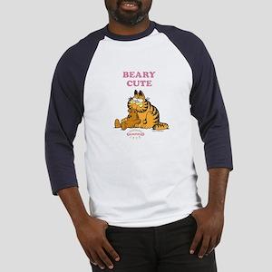 Beary Cute Garfield and Pooky Baseball Jersey