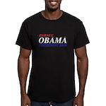 Barack Obama President 2008 Men's Fitted T-Shirt (