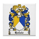 Holste Coat of Arms Tile Coaster