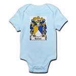 Holste Coat of Arms Infant Creeper