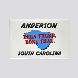 anderson south carolina - been there, done that Re