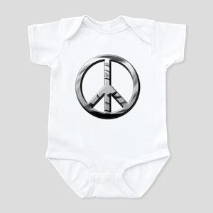 Chrome Peace - Infant Bodysuit