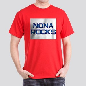 nona rocks Dark T-Shirt