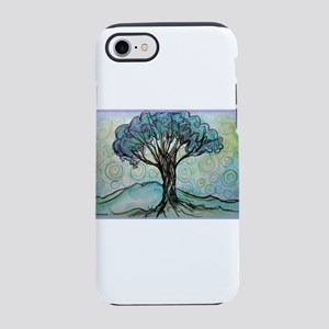 tree ! tree of life, art! iPhone 7 Tough Case