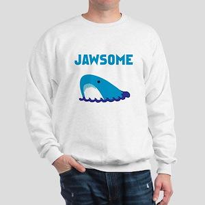 Jawsome Shark Sweatshirt