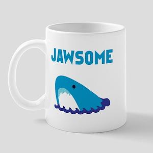 Jawsome Shark Mug