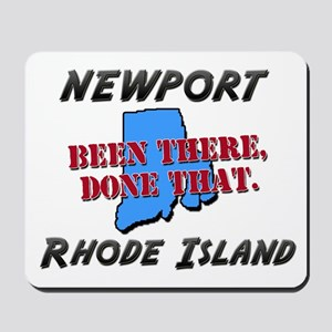 newport rhode island - been there, done that Mouse
