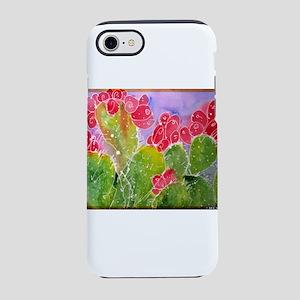 Cactus! Southwest art! iPhone 7 Tough Case