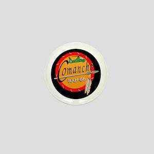 U.S. Army Comanche Mini Button