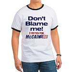 Don't Blame Me Ringer T