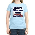 Don't Blame Me Women's Light T-Shirt