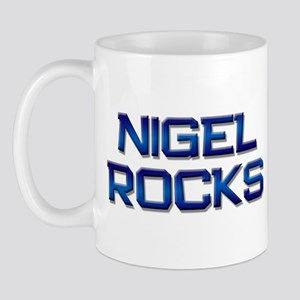 nigel rocks Mug