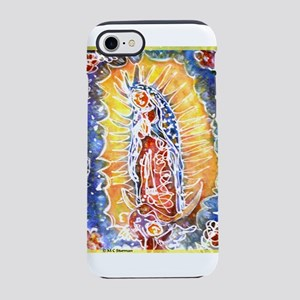 Lady of Guadalupe, art! iPhone 7 Tough Case