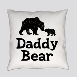 Daddy Bear Everyday Pillow