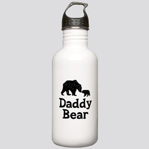 Daddy Bear Stainless Water Bottle 1.0L