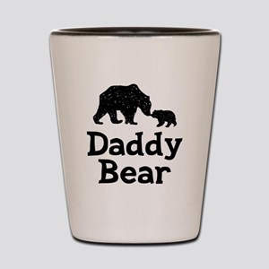 Daddy Bear Shot Glass