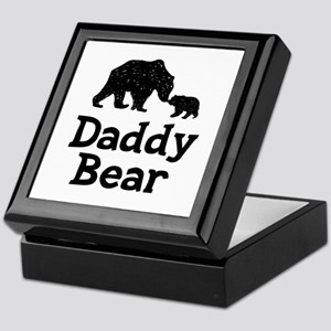 Daddy Bear Keepsake Box