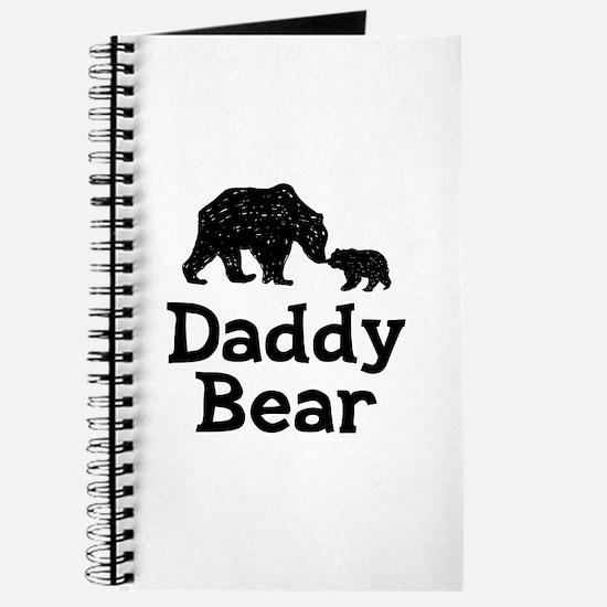 Daddy Bear Journal