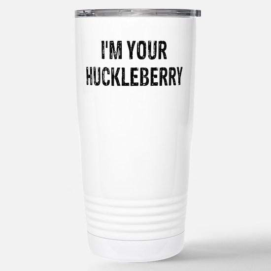 I'm Huckleberry Travel Mug