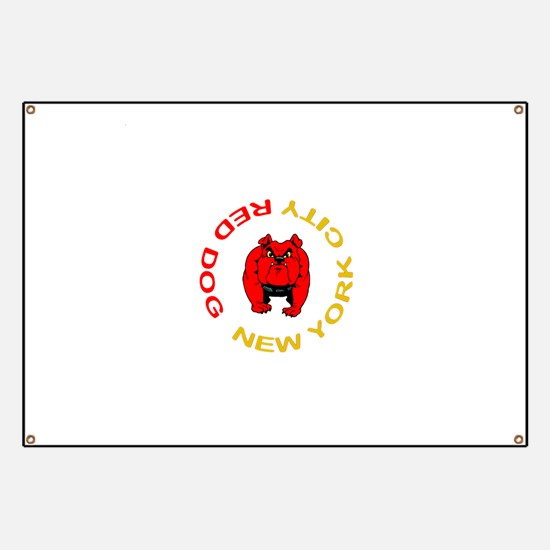 RED DOG NYC Banner