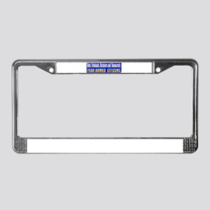 Dictators & Democrats License Plate Frame