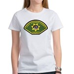 Santa Barbara Sheriff Women's T-Shirt