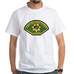 Santa Barbara Sheriff White T-Shirt