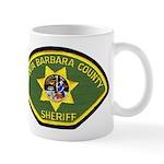 Santa Barbara Sheriff Mug