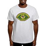 Santa Barbara Sheriff Light T-Shirt