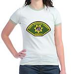 Santa Barbara Sheriff Jr. Ringer T-Shirt