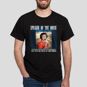 Speaker of the mouse Dark T-Shirt