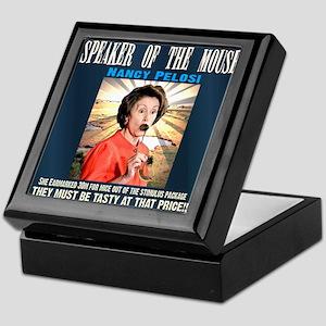 Speaker of the mouse Keepsake Box