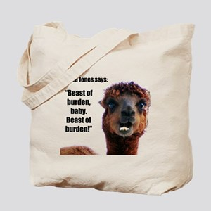 """Beast of Burden"" Tote Bag"