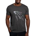Stars Falling Dark T-Shirt