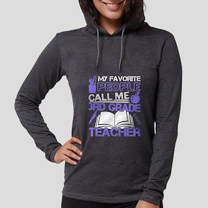3rd Grade Teacher Long Sleeve T-Shirt