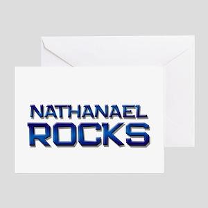 nathanael rocks Greeting Card