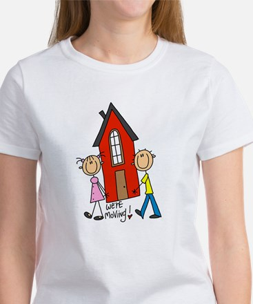 House We're Moving Women's T-Shirt