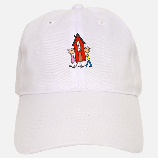 House We're Moving Baseball Baseball Cap