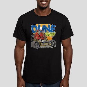 Dune Buggy Let's Go Pl Men's Fitted T-Shirt (dark)