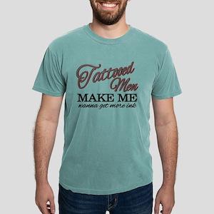 Tattooed Men Mens Comfort Colors® Shirt