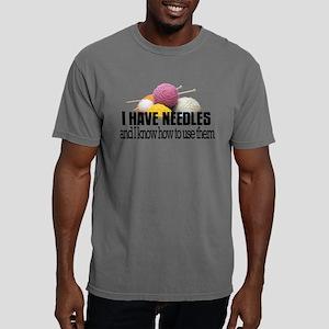 knitneedles2 Mens Comfort Colors® Shirt