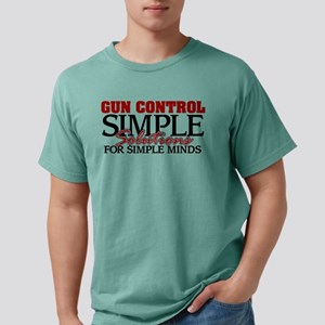 Gun Control Mens Comfort Colors® Shirt