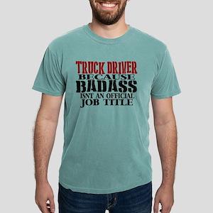 Badass Trucker Mens Comfort Colors® Shirt