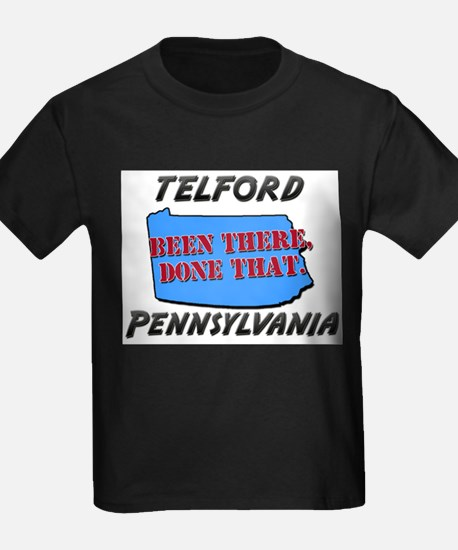 telford pennsylvania - been there, done that T