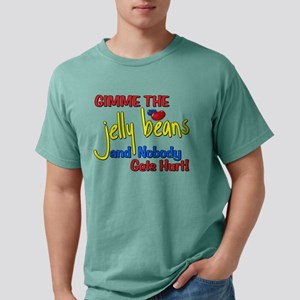 Gimme The Jelly Beans Mens Comfort Colors® Shirt