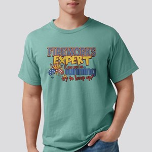 Fireworks Expert Mens Comfort Colors® Shirt