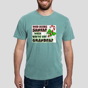grandpasanta Mens Comfort Colors® Shirt