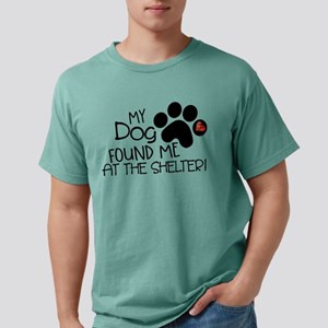 Found Me At The Shelter Mens Comfort Colors® Shirt