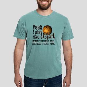 play like a girl Mens Comfort Colors® Shirt