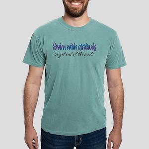 attitudeswim Mens Comfort Colors® Shirt